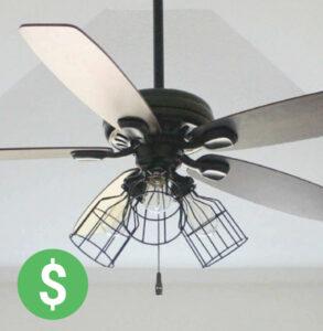 Ceiling Fan Cost
